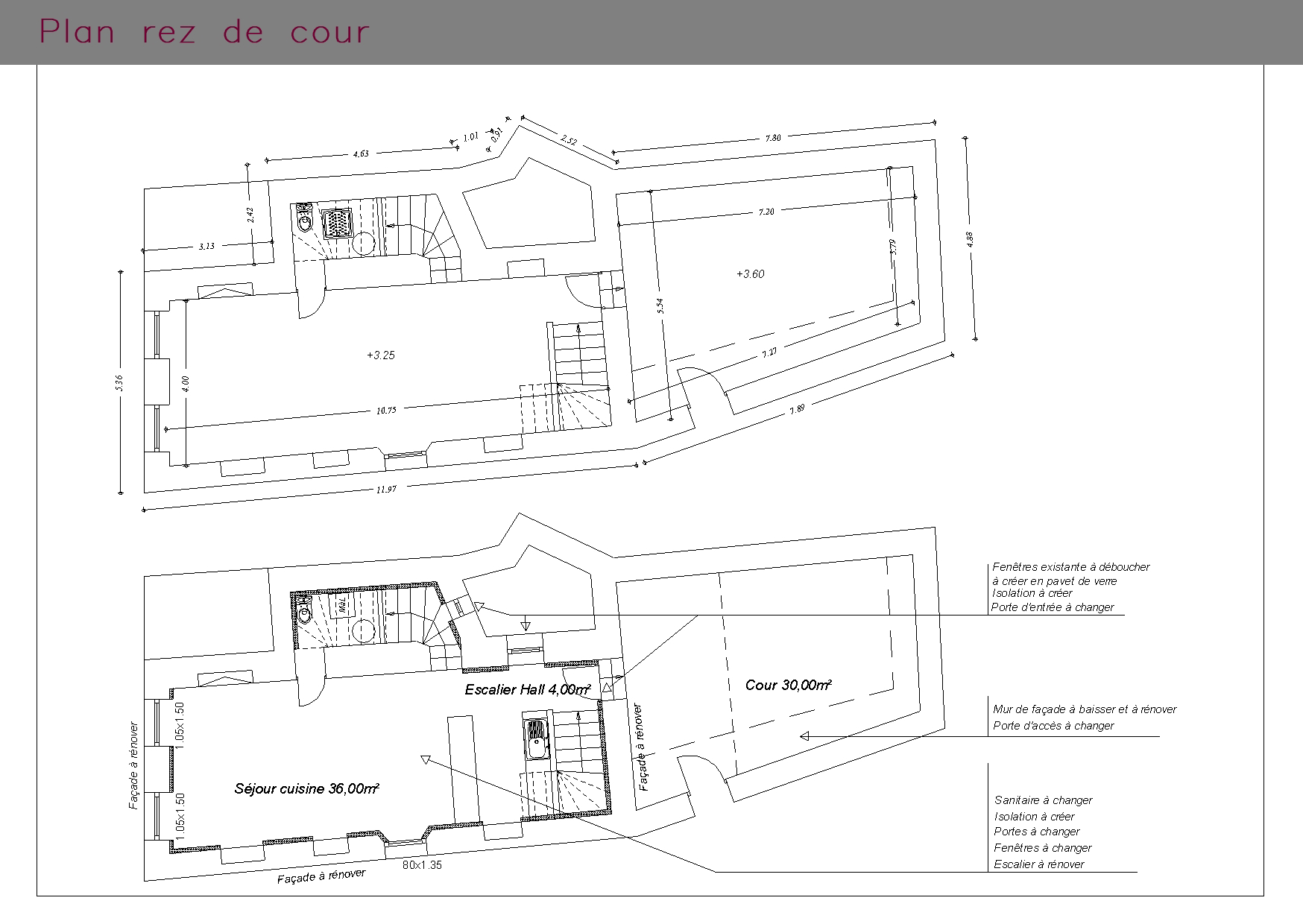 Crer le plan de sa maison stunning awesome creer sa for Dessiner son plan de cuisine